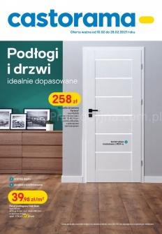 Castorama Podlogi I Drzwi Od 10 02 Lutego